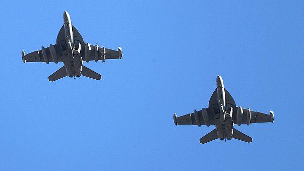 Exercices militaires d'ampleur dans le ciel sud-coréen