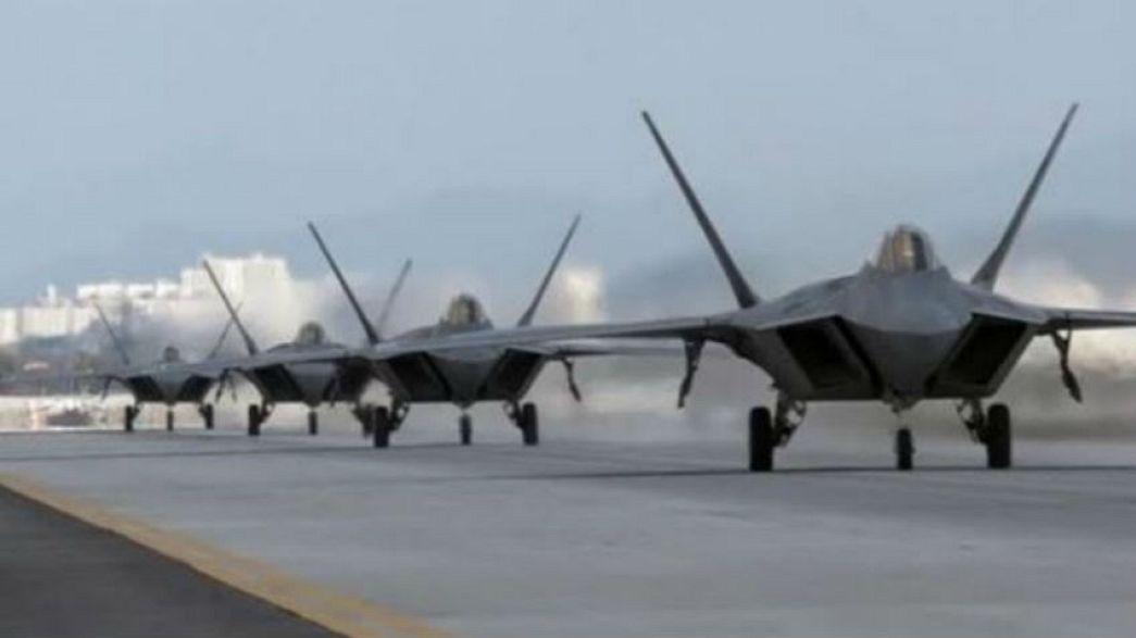 ABD ve Güney Kore'den geniş çaplı ortak askeri tatbikat
