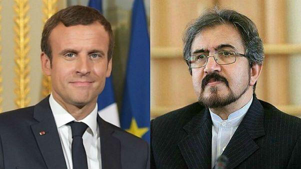 پاسخ ایران به فرانسه: ایران در مسائل دفاعی و موشکی مذاکره نمیکند