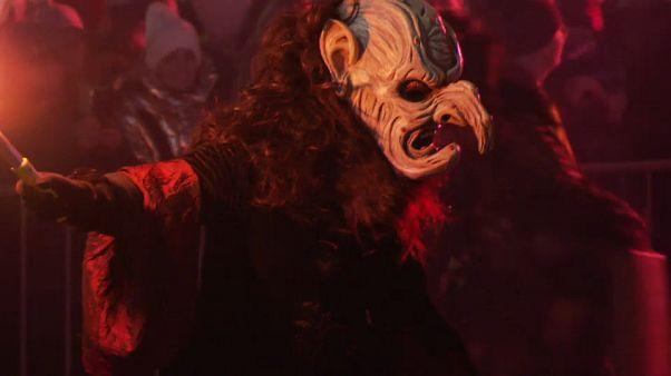 Krampus, el lado más oscuro de la Navidad
