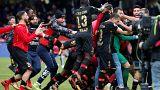 "Freude bei ""Europas schlechtestem Fußballclub"" Benevento"