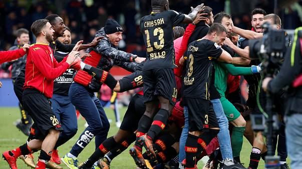 15 Spiele, 1 Erfolg: Europas schlechtester Fußballclub beendet Pechsträhne