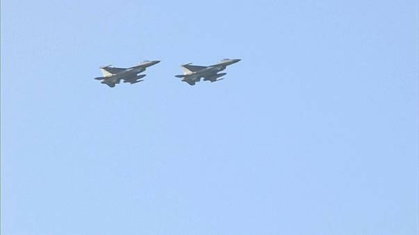 US and South Korea hold airforce drills amid mounting tensions with Pyongyang