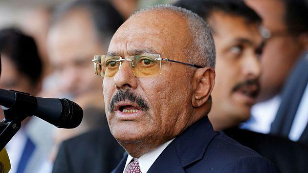 علی عبدالله صالح، رئیس جمهوری پیشین یمن کشته شد