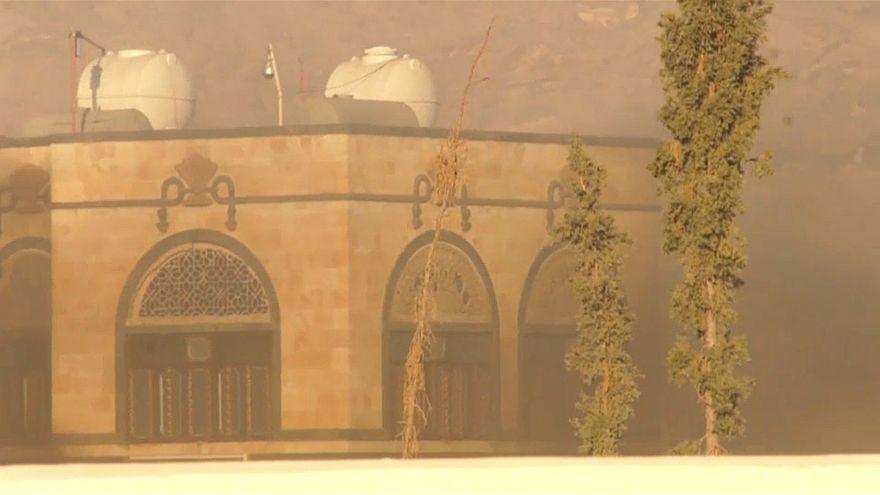 Йемен: бои на улицах Саны