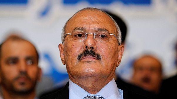 Muere el expresidente yemení Saleh a manos de los rebeldes hutíes