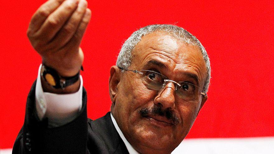 Νεκρός ο πρώην πρόεδρος Σαλέχ - Μάχες στη Σαναά με δεκάδες νεκρούς