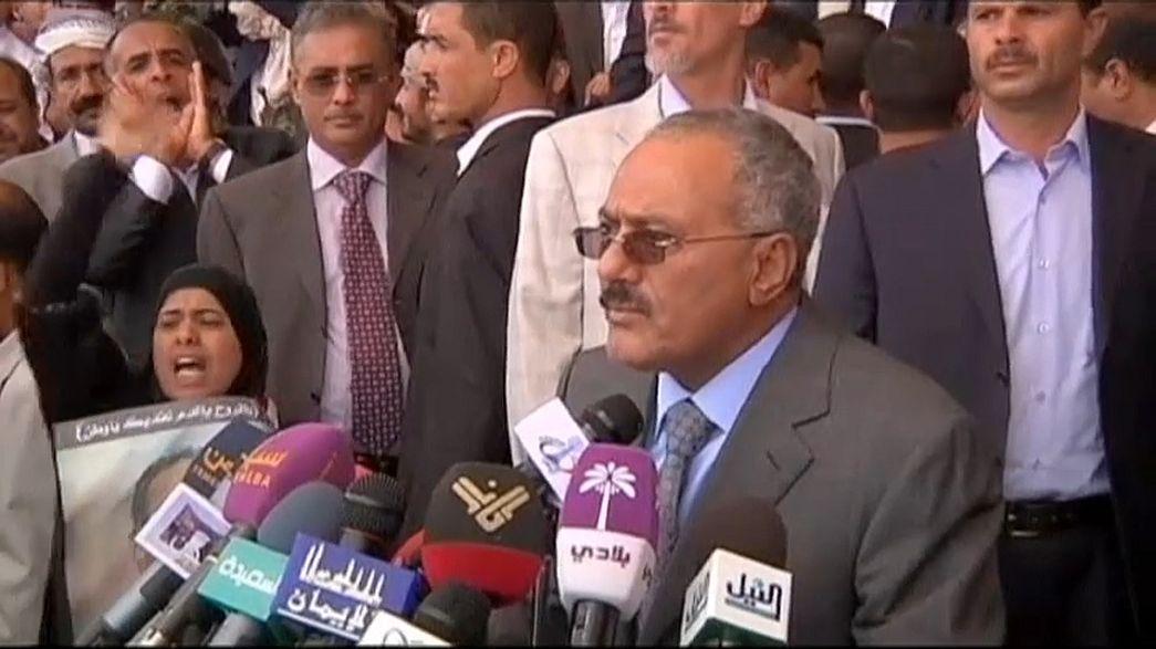Убит экс-президент Йемена