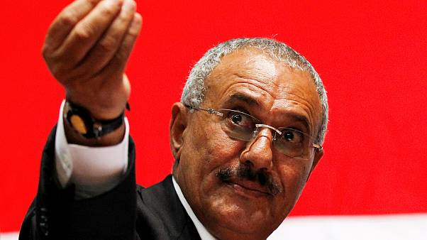 Iémen: Houthis dizem que Ali Abdullah Saleh está morto