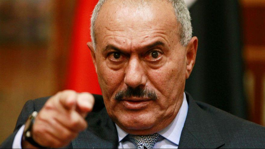 کارنامه ۳۳ سال ریاست جمهوری علی عبدالله صالح در یمن