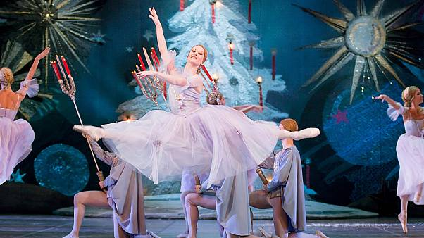Ο «Καρυοθραύστης» από το Ballet Theater της Ρωσίας
