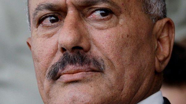 أهم التطورات منذ تنحي علي عبد الله صالح عن السلطة في فبراير 2012