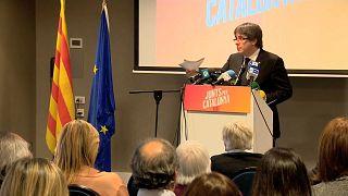 Puigdemont conhece decisão da extradição a 14 de dezembro