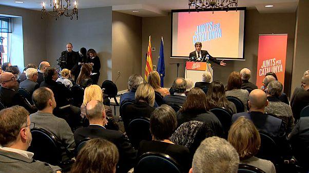 Puigdemont'un iadesine ilişkin karar 14 Aralık'ta