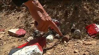Minenräumung in Afghanistan