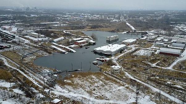 Benvenuti a Berezniki, la città che sta scomparendo inghiottita dalla terra