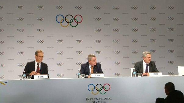 El COI decide si expulsa a Rusia de los próximos Juegos Olímpicos de Invierno