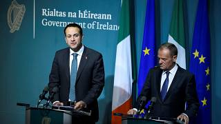 Irish PM 'surprised and disappointed' after no deal on Brexit border talks