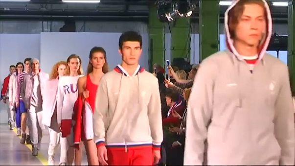 Russian olympic kit