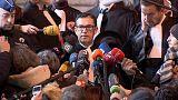 Katalan lider Puigdemont Belçika'da savunmasını yaptı