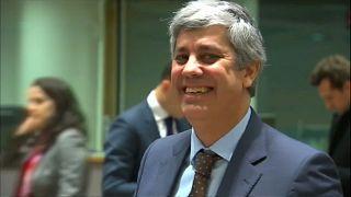 Portugiese Centeno wird neuer Eurogruppen-Vorsitzender