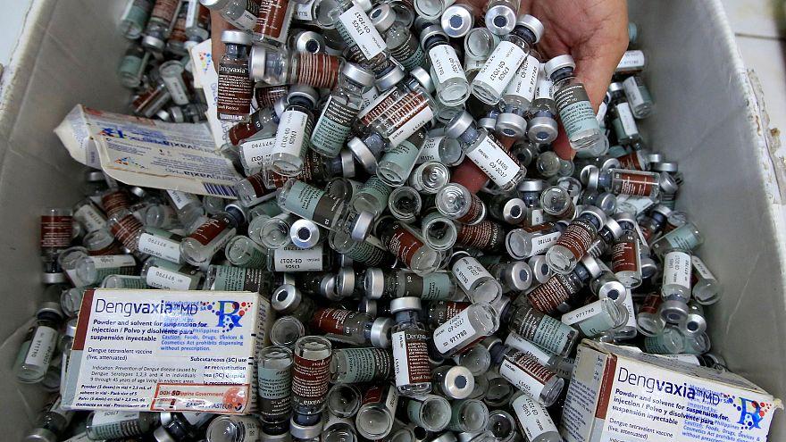 Brasil recomenda restrições à vacina da Dengue