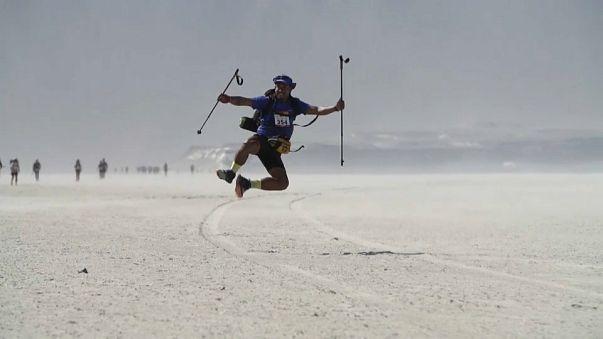 Le Marathon des sables termine sa course au Pérou
