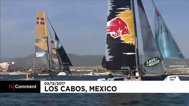 "Equipa Dinamarquesa ganha ""2017 Extreme Sailing Series"""