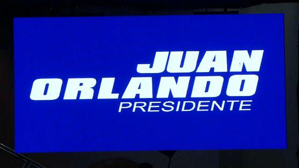 Hernandez: Sieger mit 1 Prozent Vorsprung
