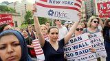 ABD'de Yüksek Mahkeme, Trump'ın seyahat yasağına onay verdi