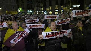 Scarcerati 6 ex-consiglieri del governo catalano. Altri 4 restano in carcere