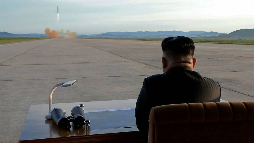 Europe 'definitively' within North Korea's missile range