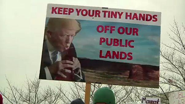 Trump újraosztja az indiánok földjeit
