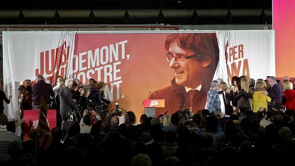 Arranca la campaña en Cataluña sin líderes independentistas