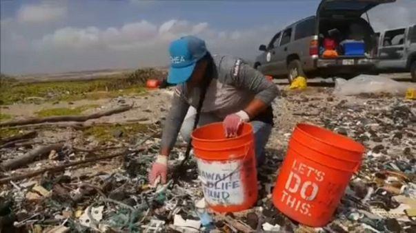 Telítődnek az óceánok a műanyaggal