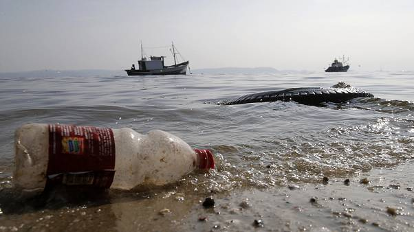 UN seeks to tackle 'ocean Armageddon' of plastic pollution