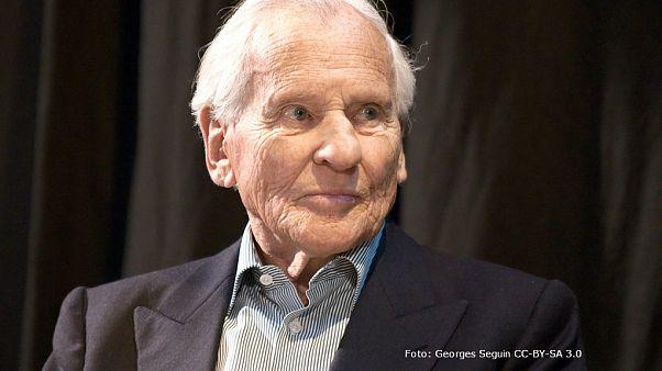 Ein großer Intellektueller: Jean d'Ormesson mit 92 gestorben