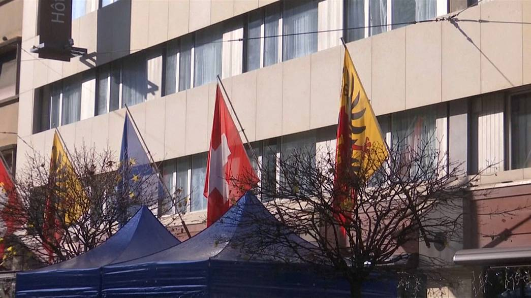 Genf: Kommt ein Gesandter aus Damaskus?