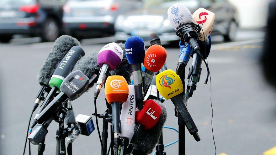 Suriye konulu Cenevre görüşmelerine ara verildi
