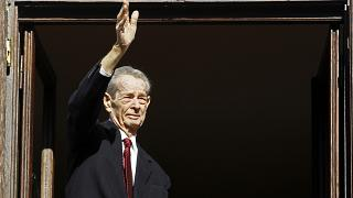 Romania's ex-King Michael dies in Switzerland aged 96