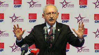 Kılıçdaroğlu: Bir soru soruyorum, cevap yok