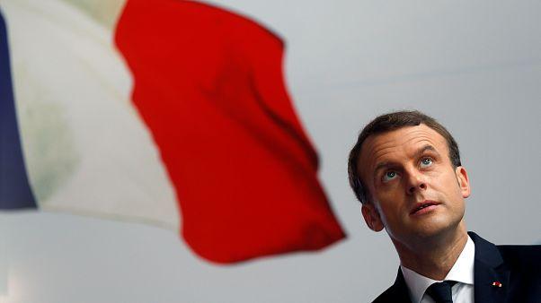"""""""Visite de travail et d'amitié"""" pour Emmanuel Macron en Algérie"""