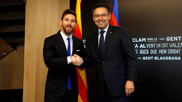 Messi her saat 3.995 Euro kazanacak