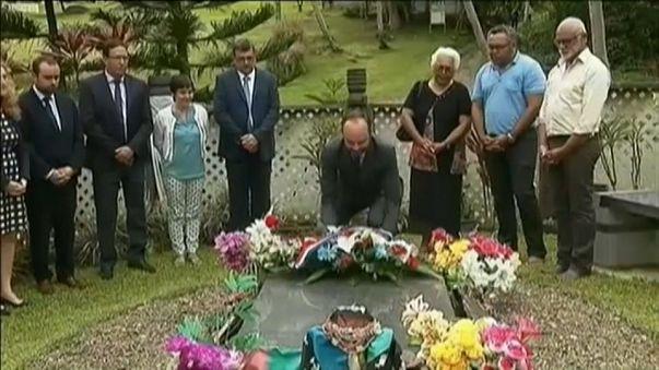 Edouard Philippe salue la paix actuelle en Nouvelle-Calédonie
