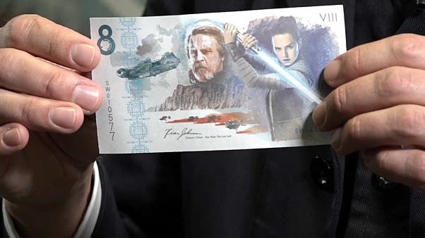 """""""Звездные войны"""": две стороны силы на одной банкноте"""