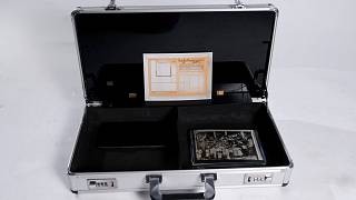 Museum in a suitcase