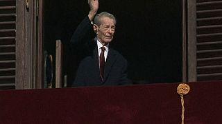 Décès de l'ex-roi de Roumanie Michel 1er