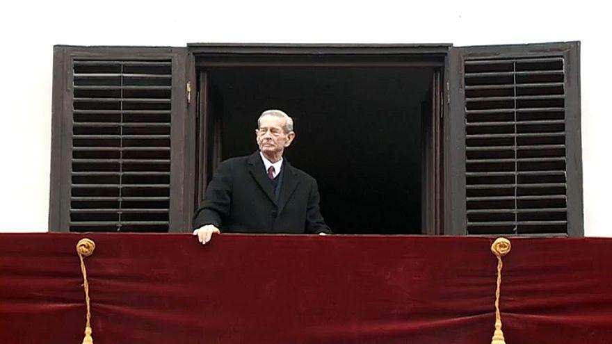 Rei Miguel da Roménia morre aos 96 anos
