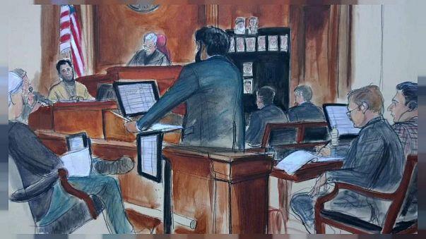 Zarrab tanık sandalyesinde ifade veriyor