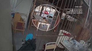 Rendőrségi akció Máltán - így fogták el a gyanúsítottakat